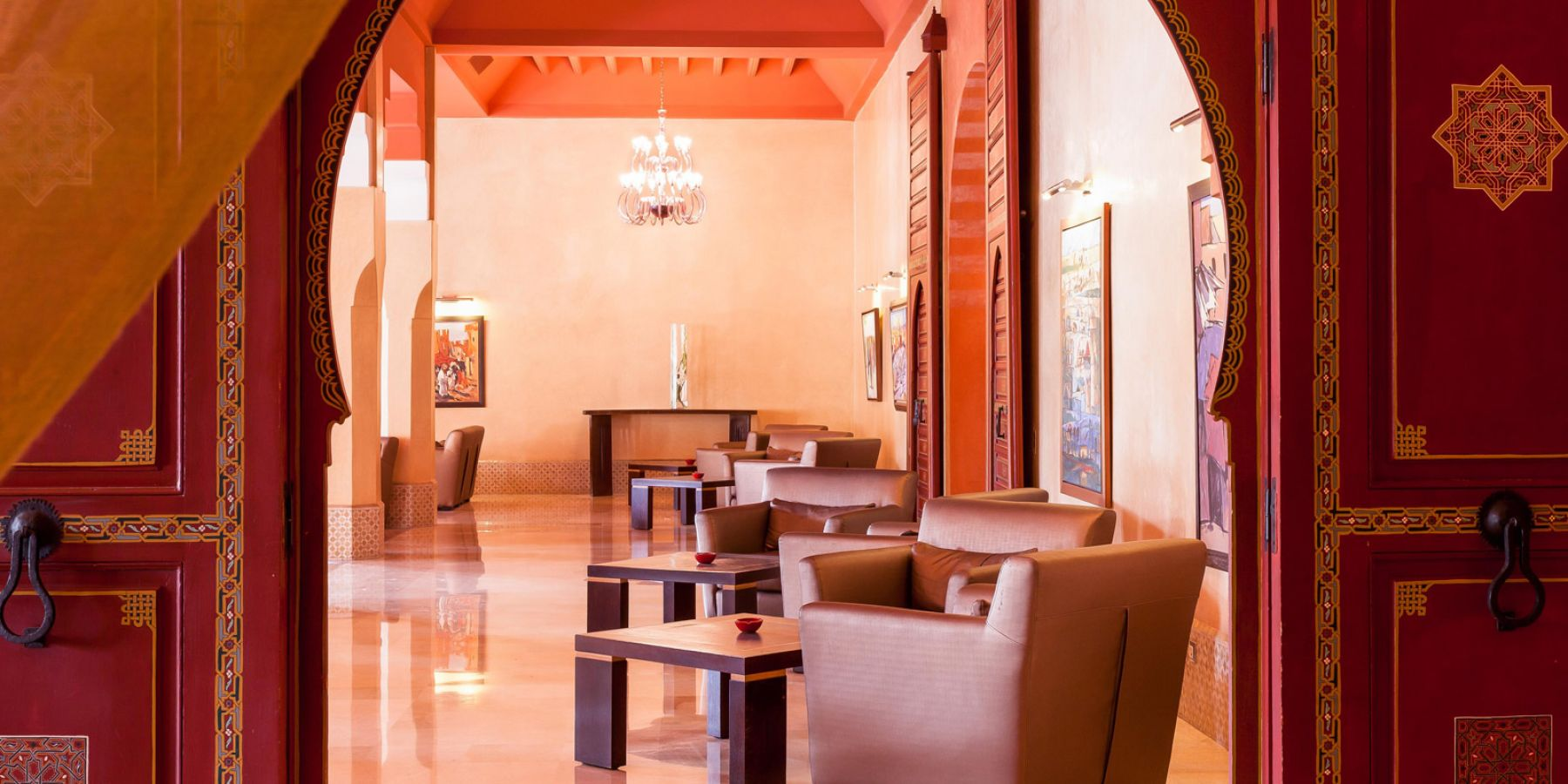 Contact | Hotels Atlas 5 Stars Marrakech