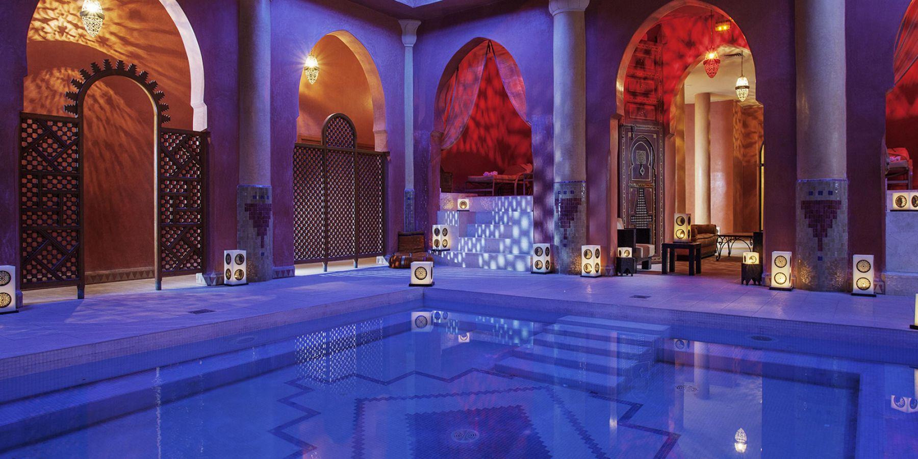 Spa | Hotels Atlas 5 Stars
